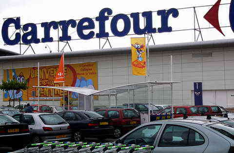 "Carrefour, the French, er rather ""World's"" Wal-Mart « Strictly ..."