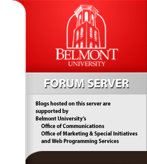 Belmont Forum Server Home