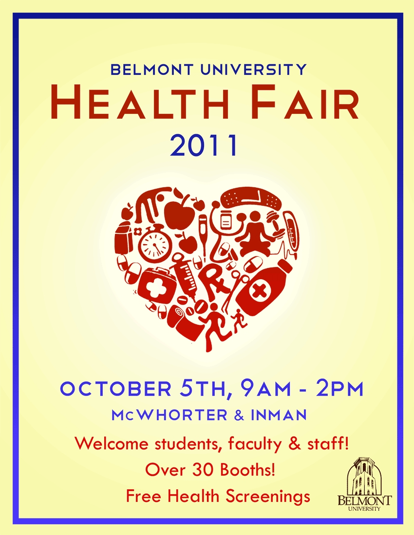 FYI » Health Fair Poster