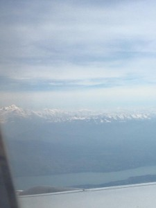 photo by Haley Flickinger Arriving in Switzerland.