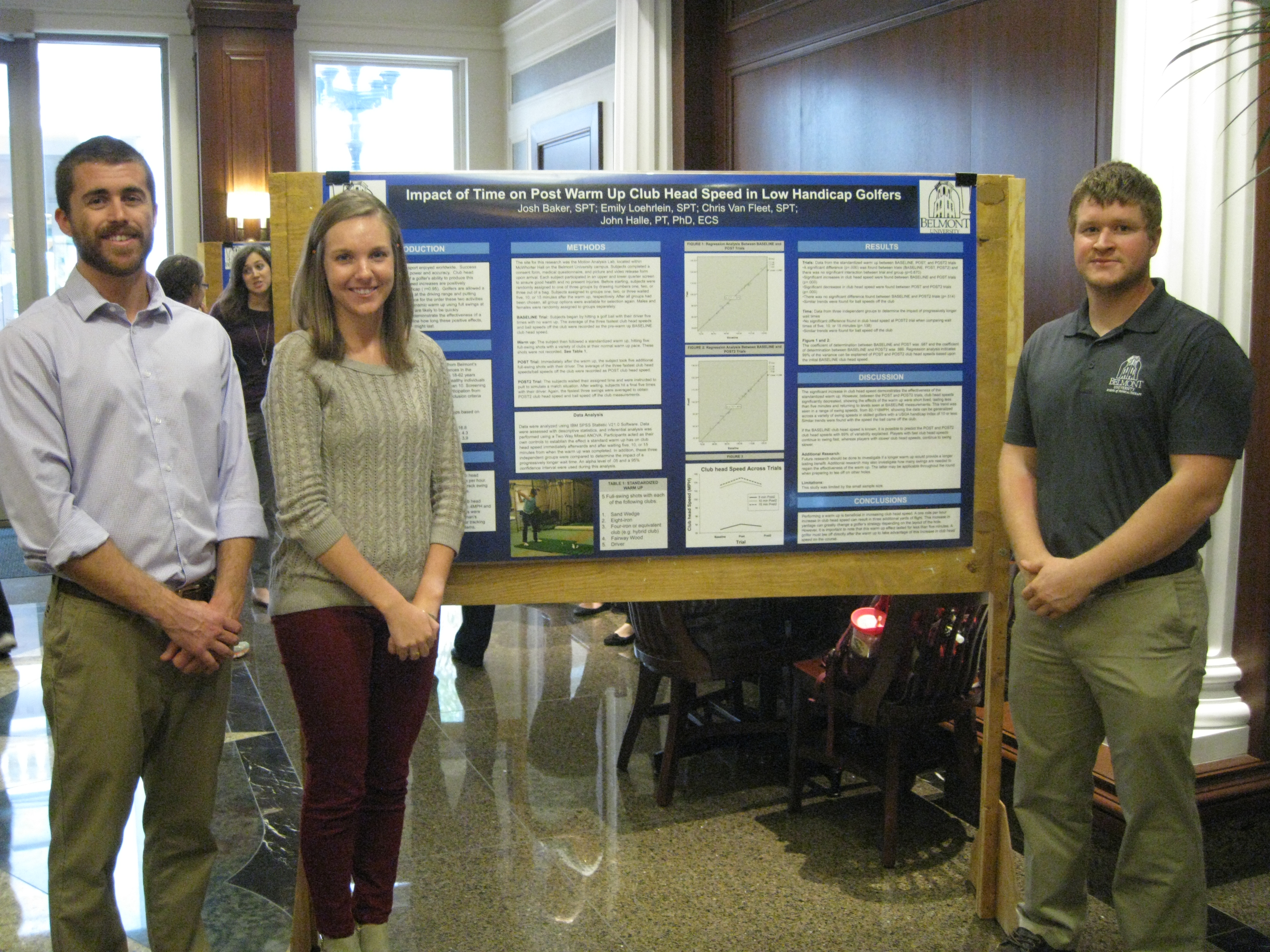 Jobs for impact physical therapy - Below Are The Presentations Congratulations To The Third Year Physical Therapy Students On This Significant Accomplishment 1 The Impact