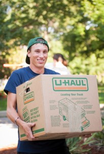 Move In Day 2014